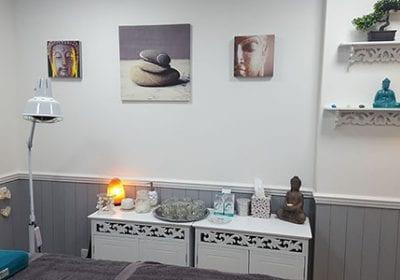 My new treatment room